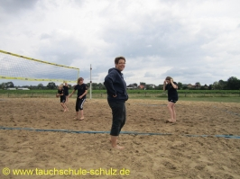 Beach Volleyball in Nettelkamp 19.06.2011