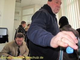 Druckkammerfahrt 2010